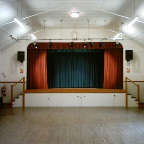 West Moors Memorial Hall