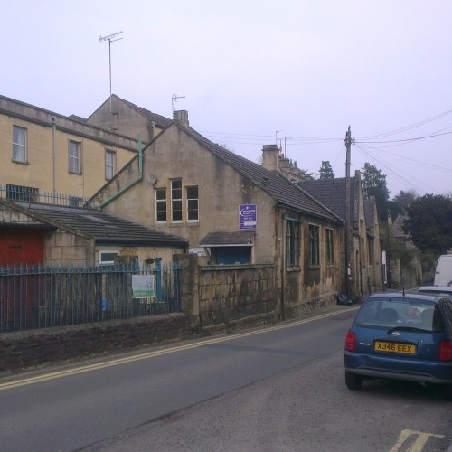 Weston Scout Hall