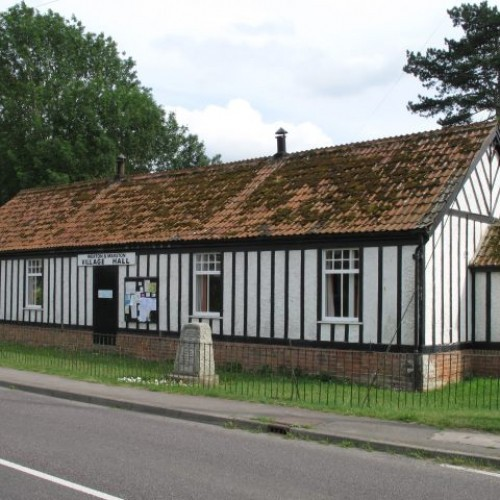Worton & Marston Village Hall