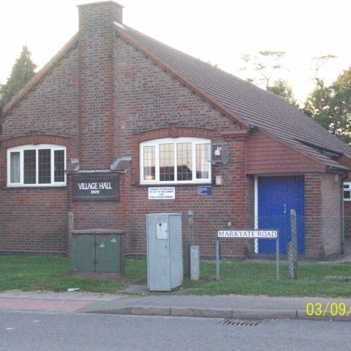 Slip End Village Hall