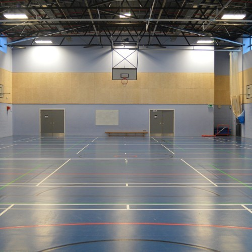Large Sports Hall - Derby Moor