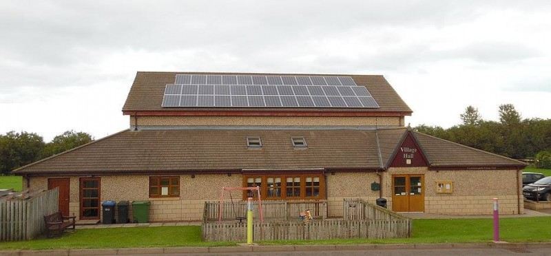 Cockburnspath Village Hall