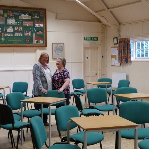 The Farleighs WI Hall