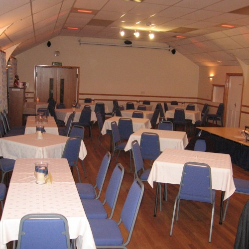 Chelmarsh Parish Hall