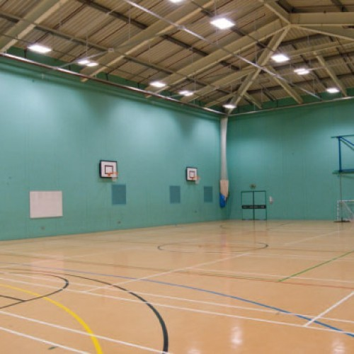 Sports Hall and Sports Facilities Nova