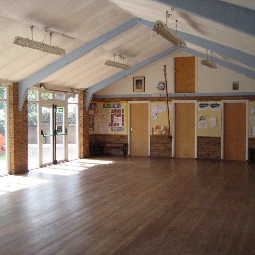 St Barnabas Scout & Guide Hall