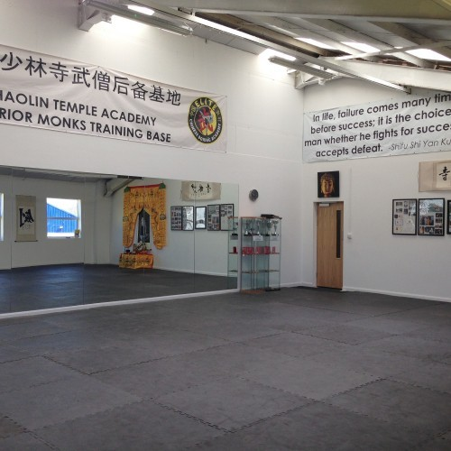 Martial ArtsTraining Hall
