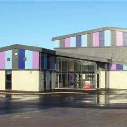 Aldercar High School