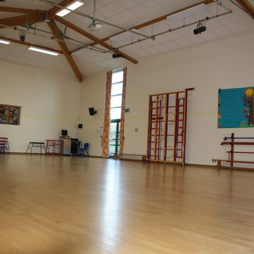 Blackwell School Hall