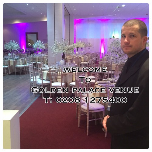 Golden Palace Banqueting Venue
