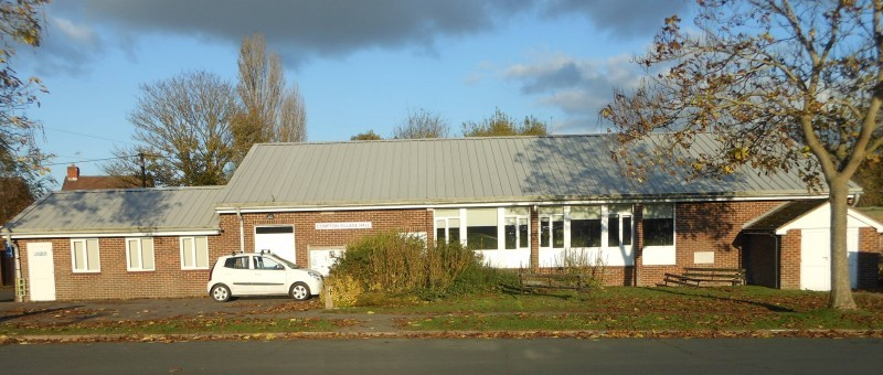 COMPTON VILLAGE HALL AND WILKINS CENTRE