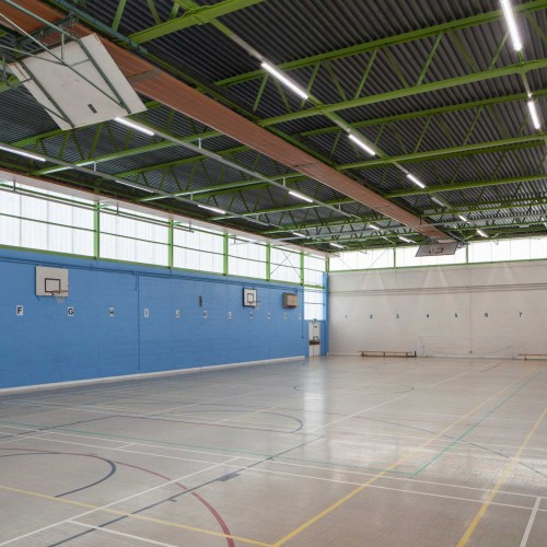 Icknield College Main Hall (Plus other Spaces)