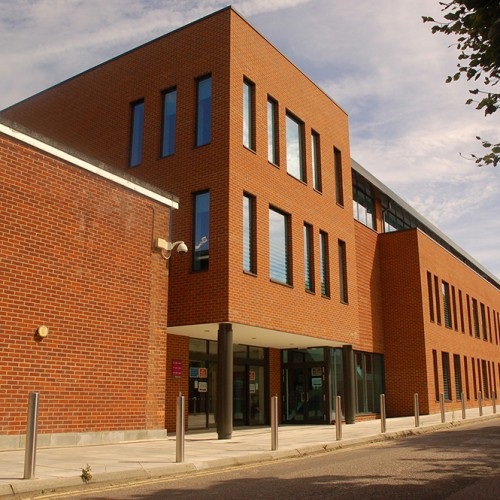 Hills Road Sixth Form College Studios