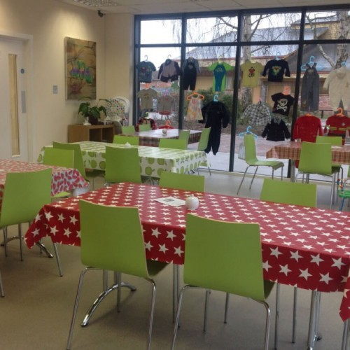 The DG Den Community Cafe