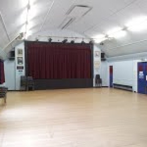 Broadstone War Memorial Hall