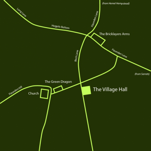 Flaunden Village Hall