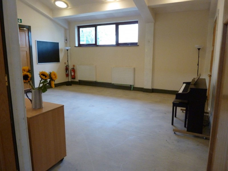 St John's Community Room