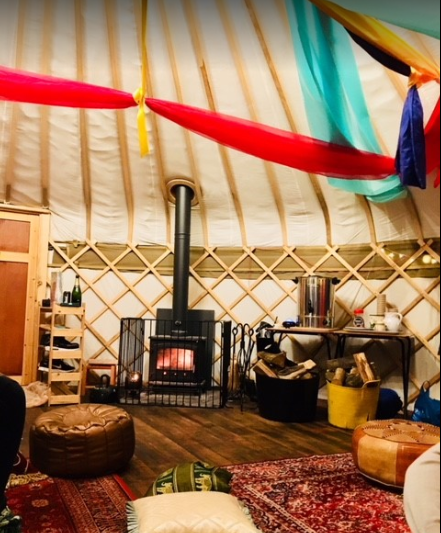 The Bisley Yurt