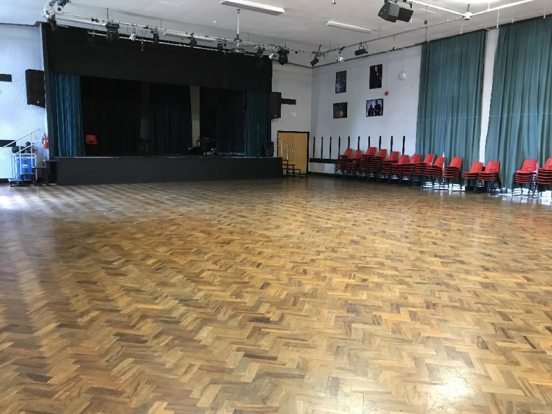 Hall Hire @ Devizes School