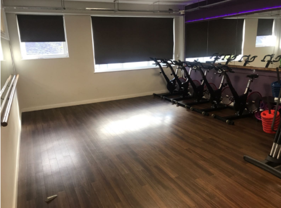 Anytime Fitness Knutsford Studio