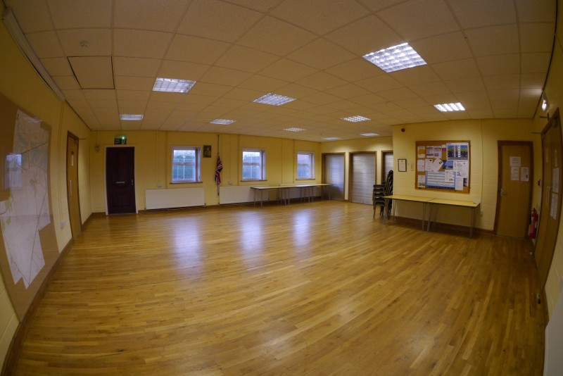Oliver Roper Parish Meeting Room
