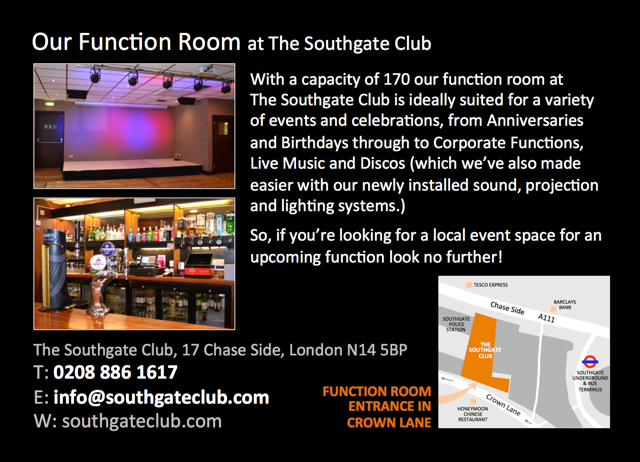 The Southgate Club