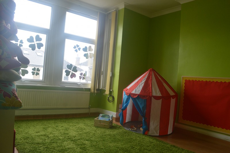 Venue / Hall / House / Room for hire.  Large 6 room and spacious garden. Ideal for kid's parties