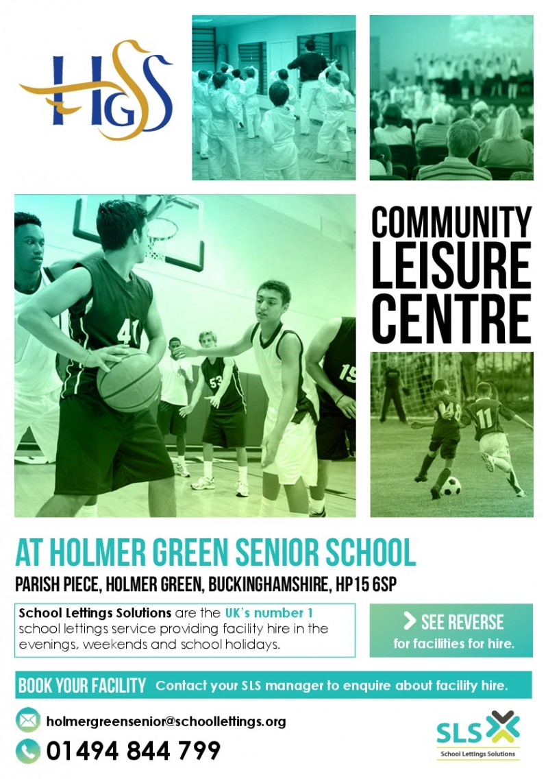 Holmer Green Senior School