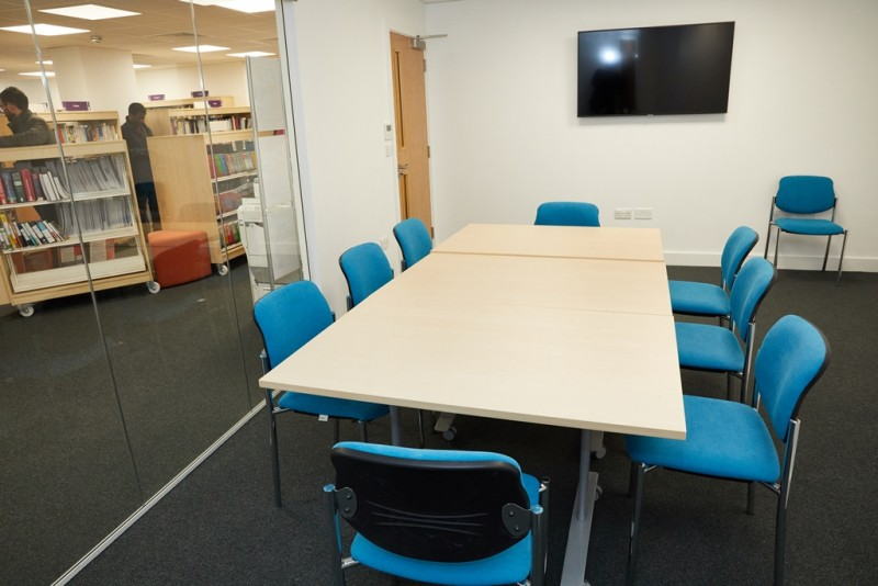 Grove Vale Library Meeting Room
