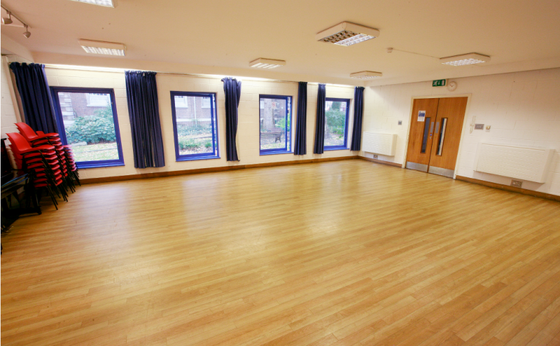 Hall Hire at Mary's Community Centre