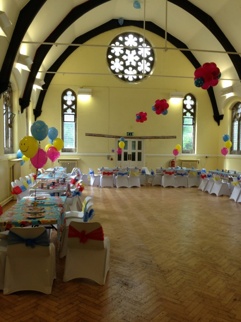 St Paul's URC church hall
