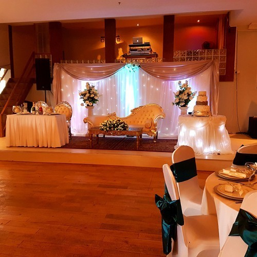 Weddings luxury Decor