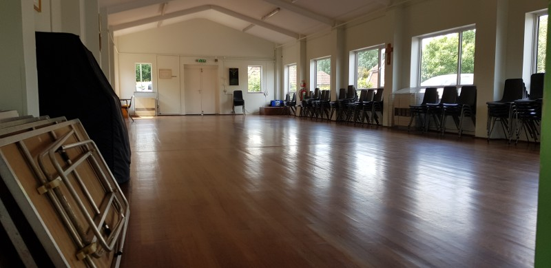 St Peters Church Hall, Leatherhead