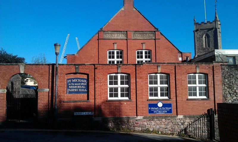 St Michaels Parish Hall
