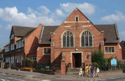 Park United Reformed Church Halls