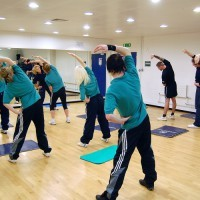 West Lothian College Dance Studio