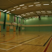 Didcot Girls School Main Hall
